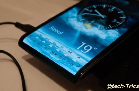 Samsung Brings Youm flexible OLED Display. | Gadget Gyaan